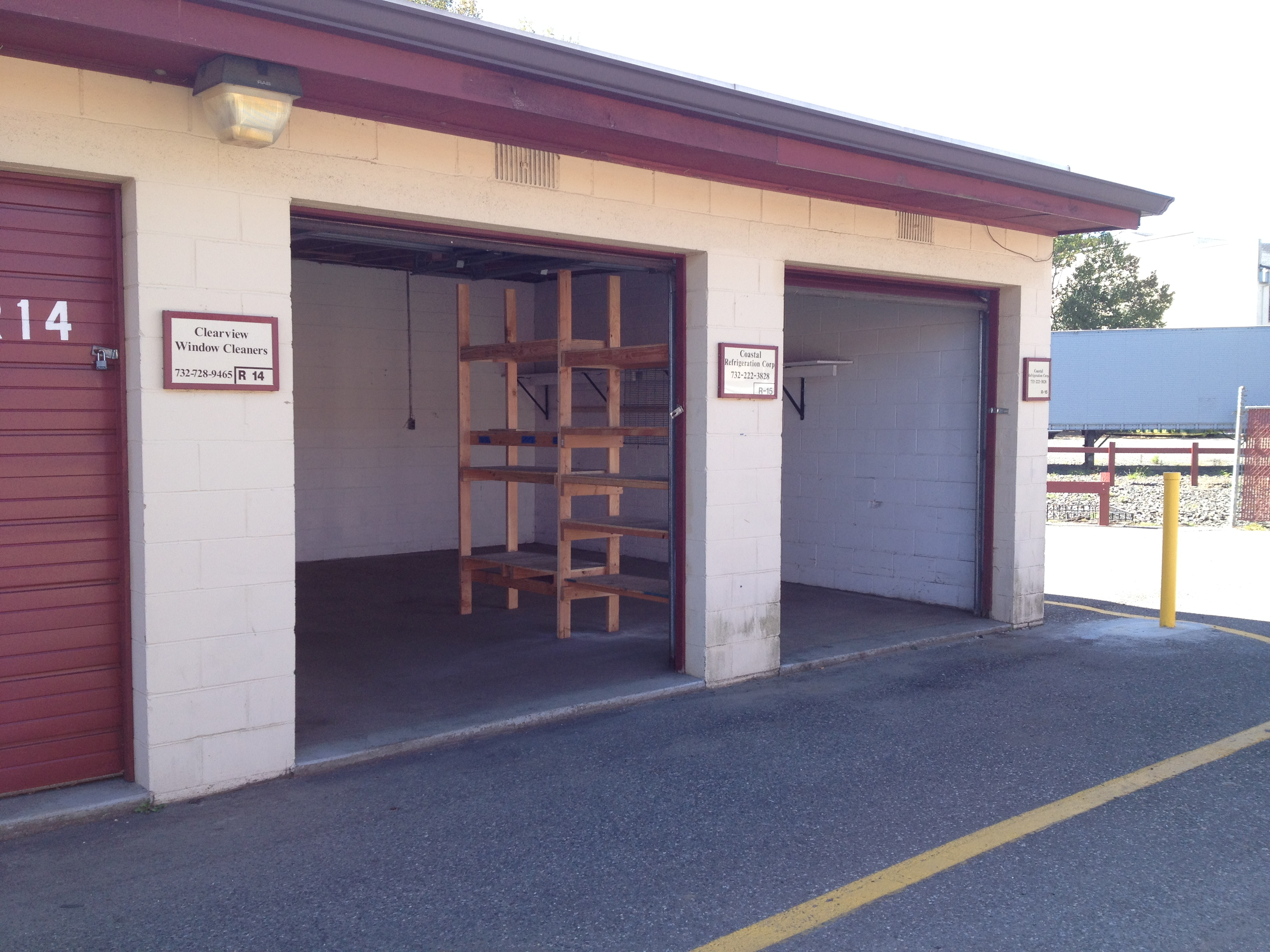 Garages Workshops For Rent Storage Long Branch